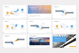 Next PowerPoint Template - TheSlideQuest