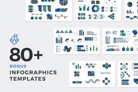 MASTER PowerPoint Keynote Google Slides Bundle-PowerPoint Template, Keynote Template, Google Slides Template PPT Infographics -Slidequest