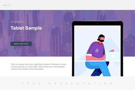 Clifton Free Presentation Template