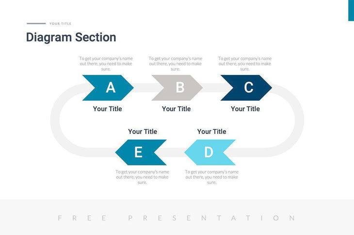 Wandsworth Free Presentation Template