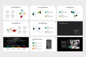 Highland Marketing Pitch Deck Keynote Template - TheSlideQuest