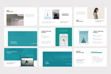 Load image into Gallery viewer, Phantom Minimal PowerPoint Template - TheSlideQuest