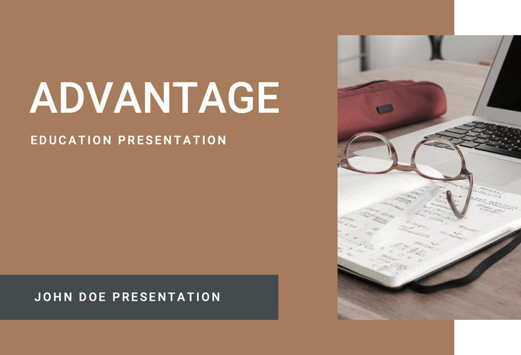 Advantage Education Google Slides