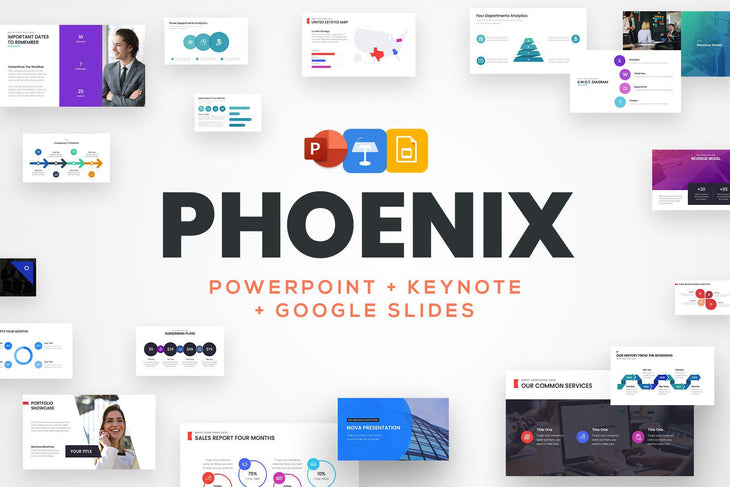 PHOENIX Presentation Template Bundle