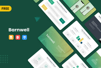 Barnwell Free Presentation Template