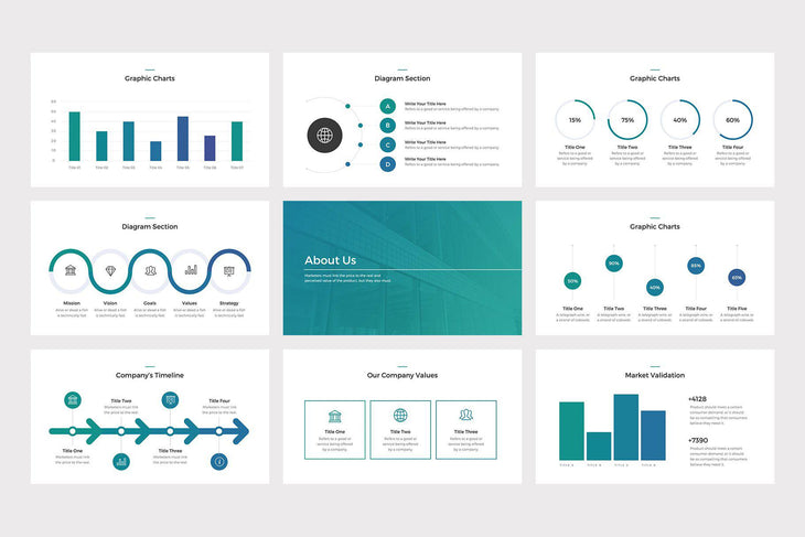 Alestra Keynote Template - TheSlideQuest