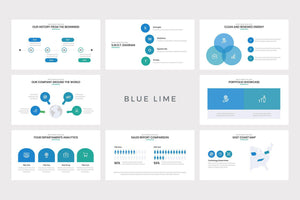 Mirza Business PowerPoint Template - TheSlideQuest