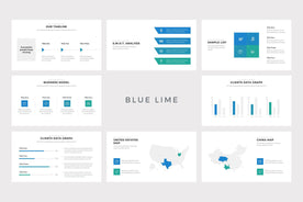 X PowerPoint Template - TheSlideQuest