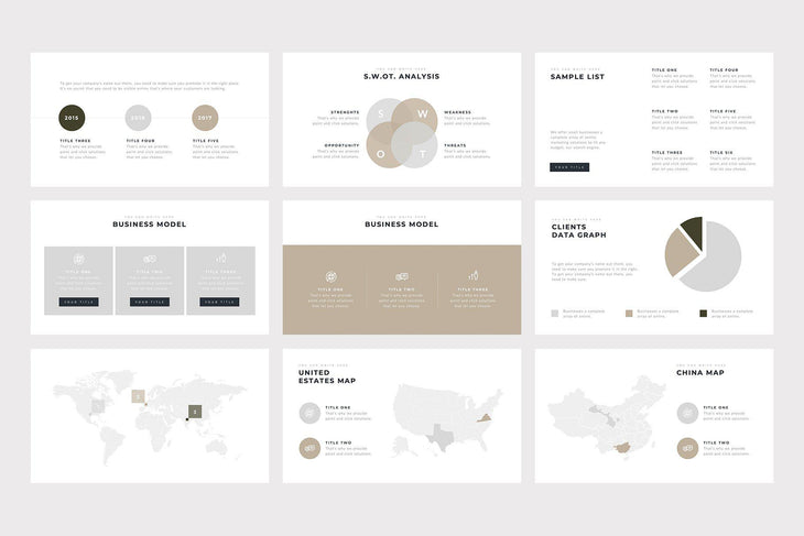 Segoe PowerPoint Template - TheSlideQuest