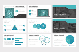 Bridgewater Business PowerPoint Template - TheSlideQuest