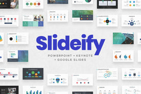 SLIDEIFY Presentation Template Bundle-PowerPoint Template, Keynote Template, Google Slides Template PPT Infographics -Slidequest