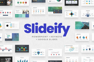 SLIDEIFY Presentation Template Bundle