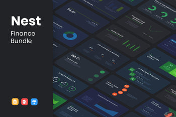 NEST Finance Presentation Templates Bundle-PowerPoint Template, Keynote Template, Google Slides Template PPT Infographics -Slidequest