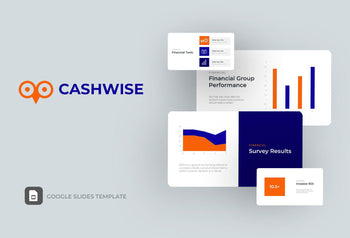 Cashwise Finance Google Slides-PowerPoint Template, Keynote Template, Google Slides Template PPT Infographics -Slidequest