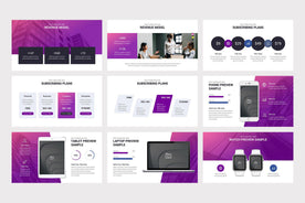 Castel PowerPoint Template - TheSlideQuest