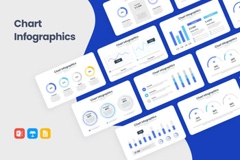 Charts Infographics PowerPoint Template