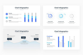 Charts Infographics PowerPoint Template-PowerPoint Template, Keynote Template, Google Slides Template PPT Infographics -Slidequest