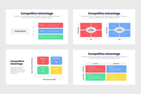 Competitive Advantage Infographics Template PowerPoint Keynote Google Slides PPT KEY GS