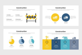 Construction-PowerPoint Template, Keynote Template, Google Slides Template PPT Infographics -Slidequest