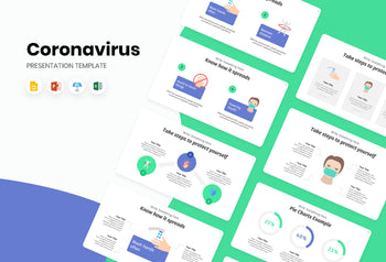 How to Prevent Coronavirus Presentation Template