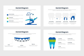 Dental Infographics Template
