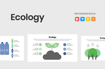 Ecology Diagrams Template-PowerPoint Template, Keynote Template, Google Slides Template PPT Infographics -Slidequest