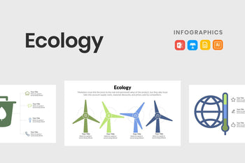 Ecology Infographics Template