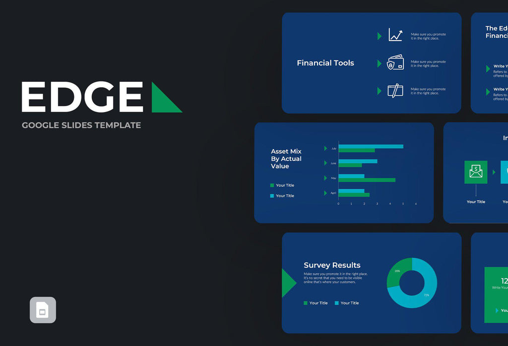Edge Finance Google Slides