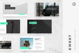 Ewert PowerPoint Template - TheSlideQuest