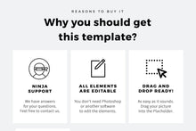 Load image into Gallery viewer, Boneti Minimalist PowerPoint Template - TheSlideQuest