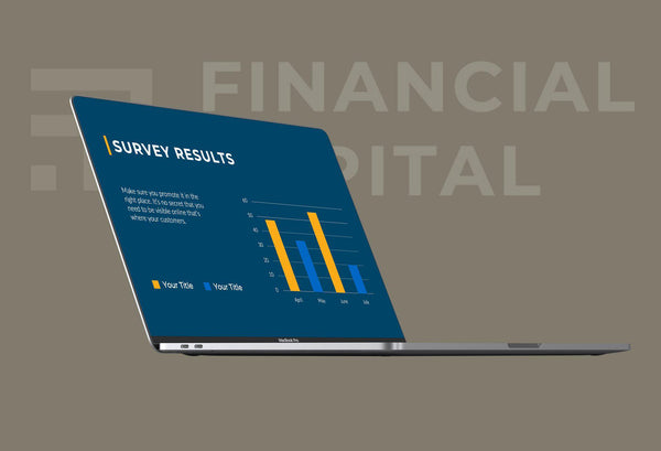 Financial Capital Finance Google Slides