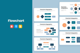Flowchart Infographics Template-PowerPoint Template, Keynote Template, Google Slides Template PPT Infographics -Slidequest