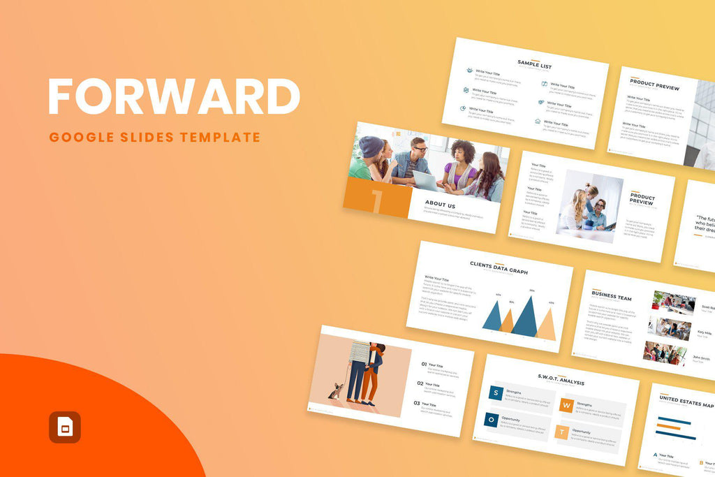 Forward Business Google Slides
