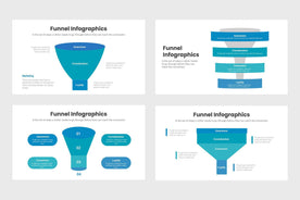 Funnel Infographics Template
