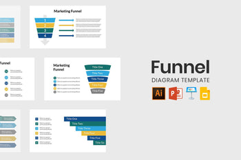 Funnel Diagram - TheSlideQuest