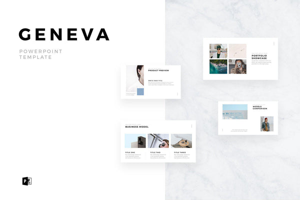 Geneva PowerPoint Template