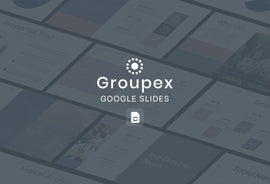 Groupex Real Estate Google Slides-PowerPoint Template, Keynote Template, Google Slides Template PPT Infographics -Slidequest