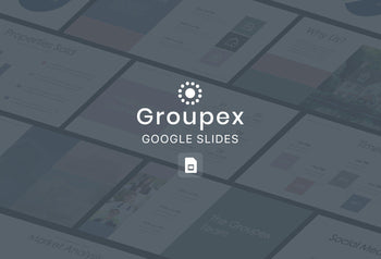 Groupex Real Estate Google Slides