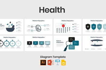Health Diagrams Template