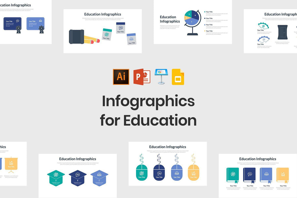 Infographics for Education - TheSlideQuest