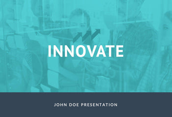 Innovate Education Keynote Template-PowerPoint Template, Keynote Template, Google Slides Template PPT Infographics -Slidequest