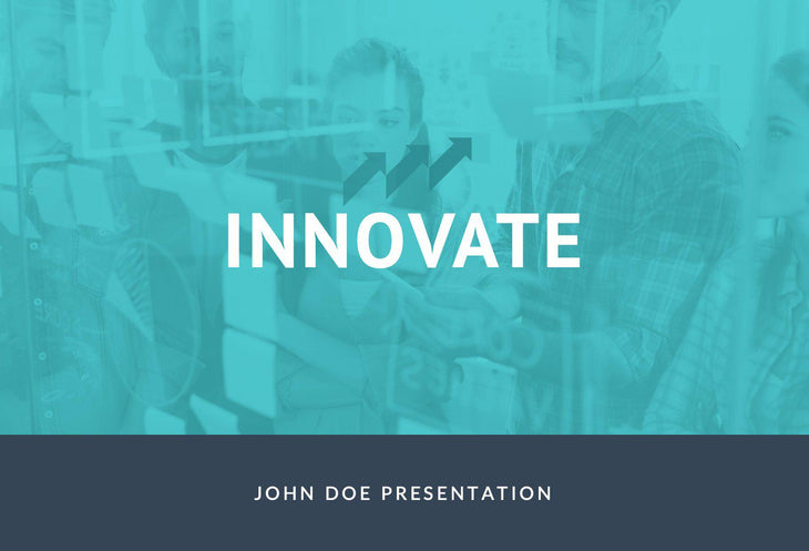 Innovate Education Google Slides-PowerPoint Template, Keynote Template, Google Slides Template PPT Infographics -Slidequest