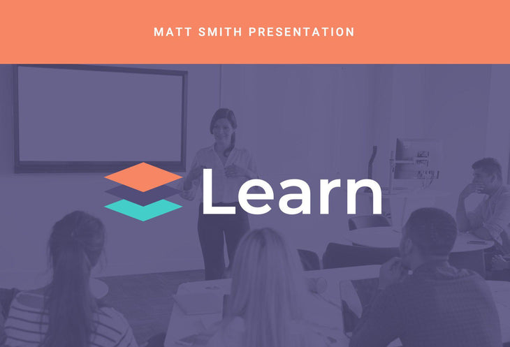 Learn Education PowerPoint Template