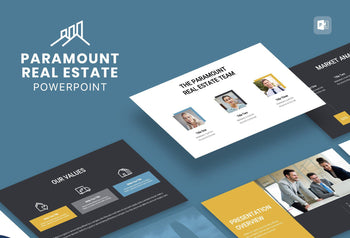 Paramount Real Estate PowerPoint Template