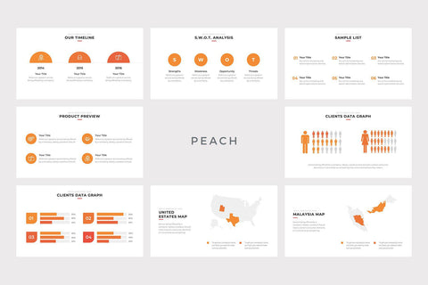 Corporate Pitch Deck Keynote Template - TheSlideQuest