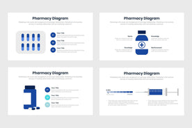Pharmacy Infographics Template