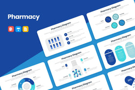 Pharmacy Infographics Template-PowerPoint Template, Keynote Template, Google Slides Template PPT Infographics -Slidequest
