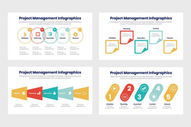Project Management Infographics PPT-PowerPoint Template, Keynote Template, Google Slides Template PPT Infographics -Slidequest