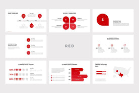 Pitch Deck PowerPoint Template - TheSlideQuest