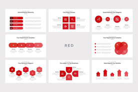 Squada PowerPoint Template - TheSlideQuest